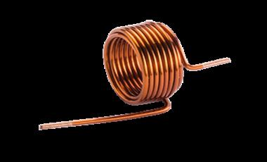 Bohnert produziert Induktionsspulen für Elektroschaltanlagen.
