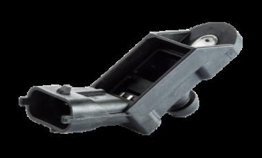 Sensorgehäuse mit umspritzten bondfähigen Kontaktpins