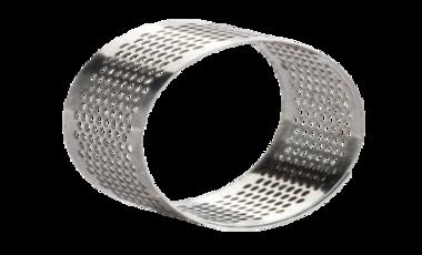 Filterfeder aus Bandmaterial