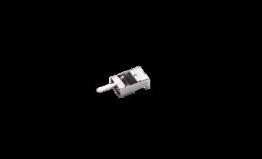 Steckverbinder als Verbindugnselemente mit Kabel-Klemmfunktion und Lötpin