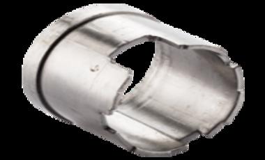Mantel für Hubmagneten zum Einbau in die adaptive Fahrwerksregelung einers PKW
