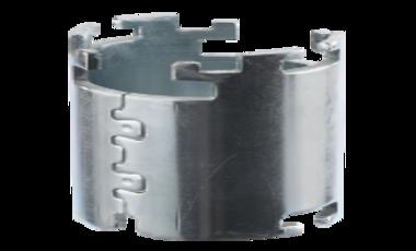 Pol- oder Magnetgehäuse für den magnetischen Rückflss in Elektromotoren