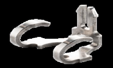 Clip, entwickelt für spezielle Kundenanforderung, für die Insassensicherheit