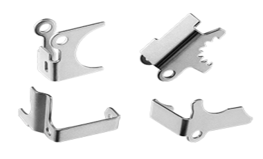 Stamped parts