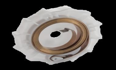 接触式平面蜗卷弹簧