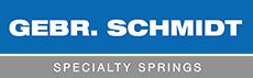 GEBRÜDER SCHMIDT Speciality Springs