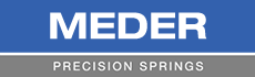 MEDER Precision springs