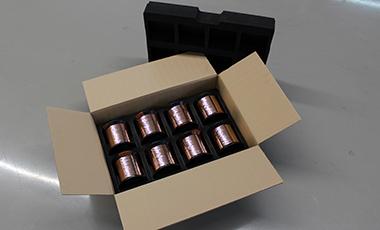 BRUKER-SPALECK Special packaging