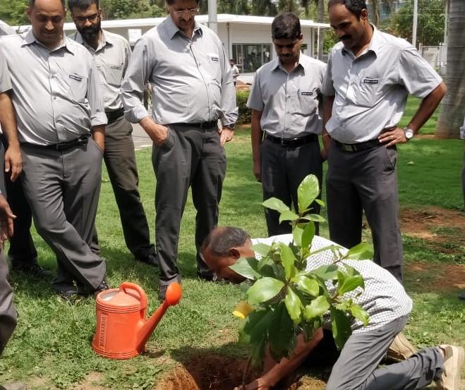 Environment celebration @KL-IN