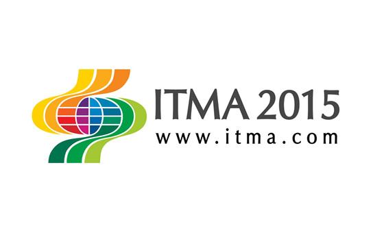 Textilmesse ITMA 2015 in Mailand