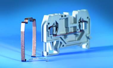 Wir bieten IHnen den Flachdraht für Kabelklemmfeder Anwendungen.