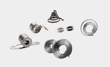 spiral springs are used in many industries as a resetting element that provides a linear increasing torque.