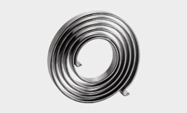 Spiralfedern haben ein breites Einsatzspektrum in Antrieben als Messwertsensor oder Schwingungsgeber.