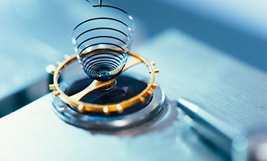 Spiralfedern für mechanische Uhrwerke