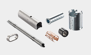 Cylindric parts