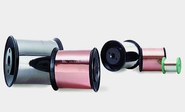 Bruker-Spaleck NE Buntmetall und Edelmetall Flachdraht
