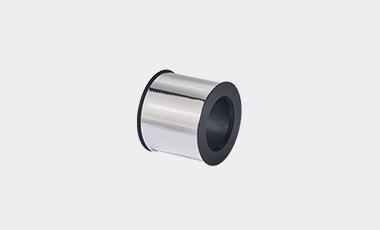 Bruker-Spaleck Flachdraht aus Silber