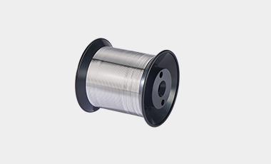 Bruker-Spaleck Flachdraht aus Nickel