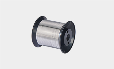Bruker-Spaleck nickel flat wire