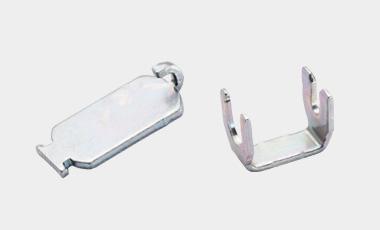Anker und Joche - werden als Funktionselemente für Ventile eingesetzt