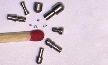 Mikrodrehteile