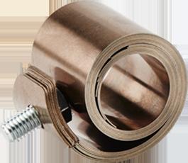 SPIROFLEX 90° Angular Deflection Torque Spring (EB-RW)
