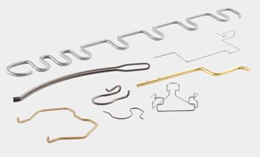 Wire bent parts