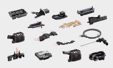 Kunststoff-Metallverbundteile