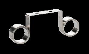 Doppelrollbandfeder für unterschiedliche Anwendungen.