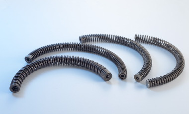 KERN-LIEBERS produces and sells arc springs in Asia and NAFTA.