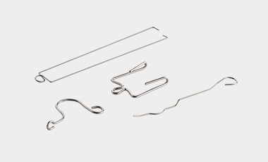 We produce your individual bent wire parts