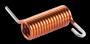Kupferlackspulen mit Drahtdurchmesser: 0,6 - 3,5 mm