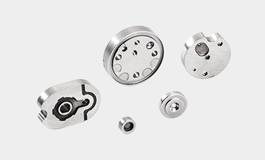 Precision-machined parts