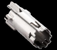 Rücksteller für ein LKW-Bremssystem, hergestellt als lasergeschweißtes Stanzbiegeteil
