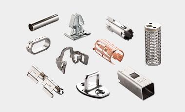 Stamped-bent parts