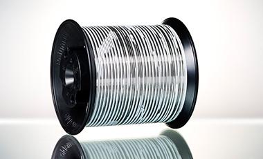 Bruker-Spaleck HE-High-Efficiency Solar Ribbon white